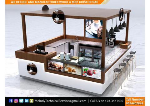 Dubai Mall Kiosk   Abu Dhabi Mall Kiosk   Wooden kiosk Suppliers in UAE