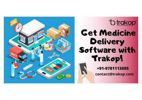 Medicine Delivery App Development