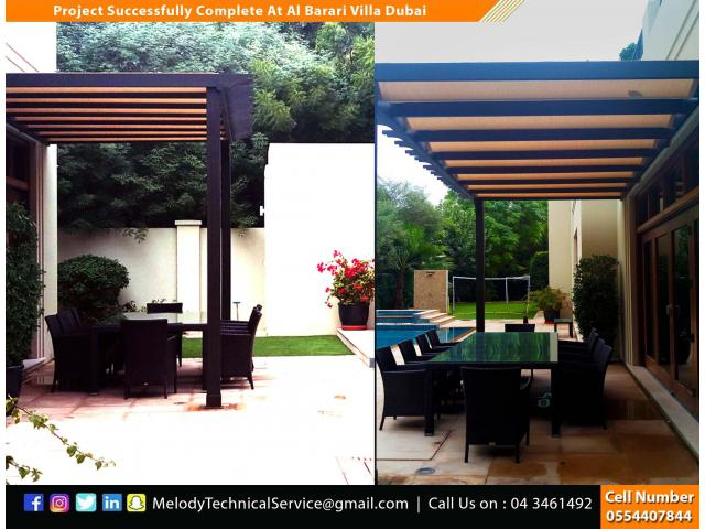 Latest Pergola Design In Dubai | Modern Pergola | Wooden Pergola UAE, Dubai