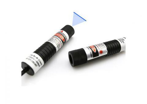 Long Line Emitting Berlinlasers Blue Line Laser Module