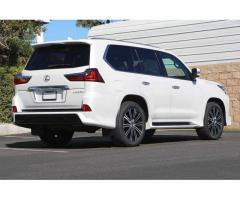 2020 Lexus Lx 570 Super Sport Petrol Full Option