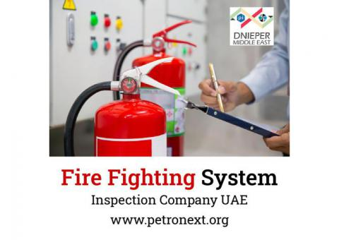Fire Fighting System Inspection in UAE