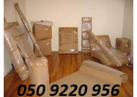 Movers in Al Ain - 050 9220956