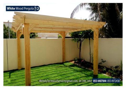 Wooden Pergola Manufacturer in UAE | Pergola Suppliers in Dubai