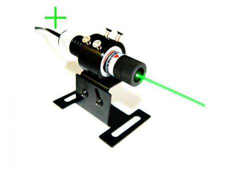 Berlinlasers 5mW-100mW Green Cross Laser Alignment