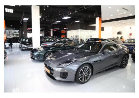 Dubai Luxury Cars – Sun City Motors