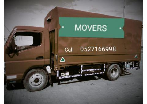 0527166998 Professional Movers and Packers in Al Khail Gate