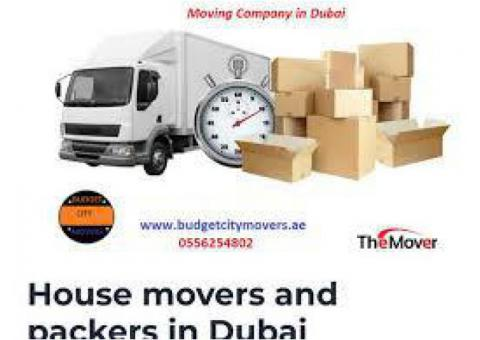 Budget City Movers and Packers in Dubai | Movers in Emirates Hills 0556254802