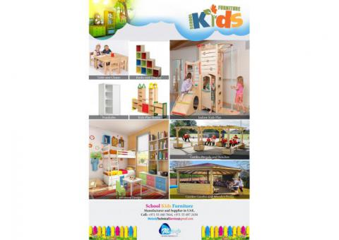 School Furniture Suppliers in Dubai | School Chairs And Bench Manufacturer In Dubai