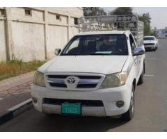 pickup truck for rent in discovery gardens 0504210487