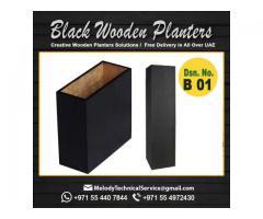 Garden Planters Box In Dubai | Wooden Planters Box Suppliers in Dubai