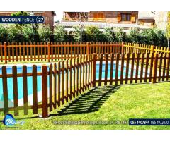 WPC Fence Suppliers in Dubai | Composite Wood fence in Dubai