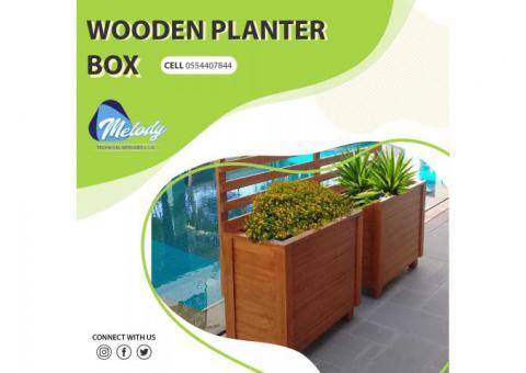 Restaurant Decorative Planter Box in Dubai   Garden Planter Box in Dubai