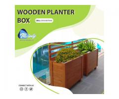 Restaurant Decorative Planter Box in Dubai | Garden Planter Box in Dubai