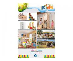 School Furniture Suppliers in Dubai | Modern Kids Classroom Furniture in Dubai