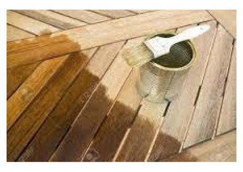 Wood Varnish, Furniture polish, Deco Painting, Contact on 050 2097517