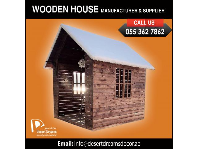 Kids Play Wooden House Suppliers | Cat House | Dog House | Wooden Tree House.