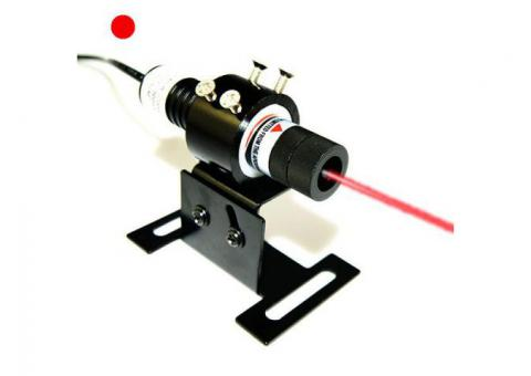 Berlinlasers Pro Red Dot Laser Alignment with DC Power Supply