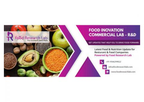 Food Consultants | Food Service Consulting Companies | Food Research lab