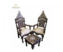 Buy Seashell Coffee Chairs