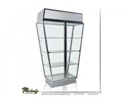 Jewelry Showcase For Rent And Sell In Dubai | Wooden Display Stand In UAE