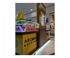 Coffee Kiosk In Dubai | Perfume Kiosk | Dubai Mall Kiosk