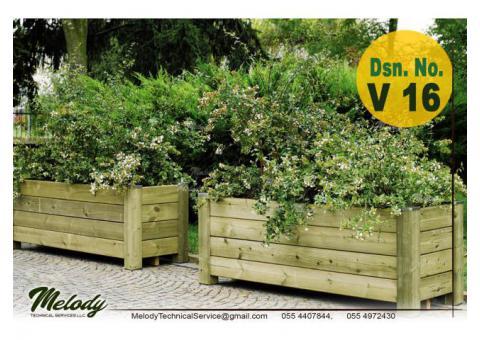 Vegetable Planters Box In Dubai | Garden Planters Box Suppliers In Dubai