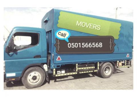 0501566568 Single Item Movers in Semmer Villas Dubai