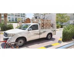 pickup truck for rent in hor al anz  0555686683