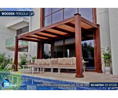 Pergola in Dubai | Pergola In Abu Dhabi | Wooden pergola Suppliers In UAE