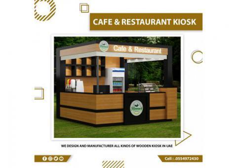 Wooden kiosk Suppliers | Dubai Mall Kiosk | Jewelry Kiosk in Abu Dhabi