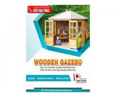 Wooden Roofing Gazebo Abu Dhabi | Wooden Roofing Gazebo Dubai | Wooden Gazebo Al Ain.