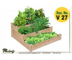 Garden Planters Box Suppliers in Dubai | Wooden Planters Box in Abu Dhabi