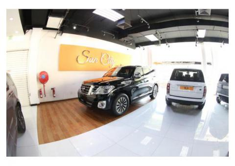 Dubai Luxury Car Trade-in - Sun City Motors