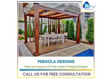 Wooden Pergola | Pergola Suppliers In Abu Dhabi | Pergola In Khalifa City