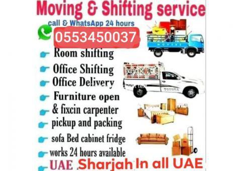 pickup for rent in al nahda dubai 0553450037