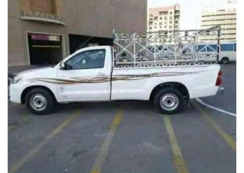 pickup truck for rent in dip 0555686683