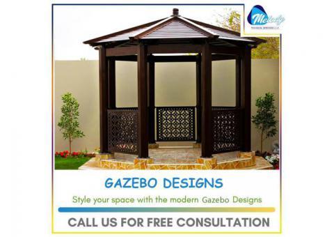 Garden Gazebo Suppliers Abu Dhabi   Wooden Gazebo In Abu Dhabi