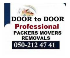 SAADIYAT ISLAND 0502124741 HOUSE MOVERS AND FURNITURE PACKING ABU DHABI