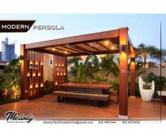 Wooden Pergola | Garden Pergola | Pergola Suppliers in Dubai, Abu Dhabi
