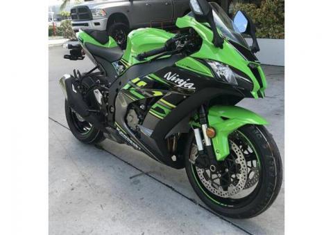 2019 Kawasaki ninja zx10r