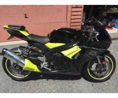 2012 Suzuki gsxr for sale
