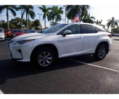 clean 2019 lexus RX350 for sale