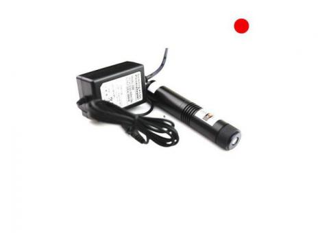 650nm 50mW Red Dot Laser Module with APC Driving Circuit