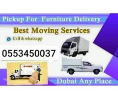 Dubai Movers In Al Nahda 0553450037