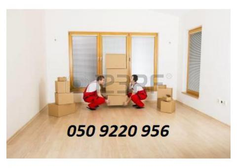 Dubai House Movers - 050 9220956