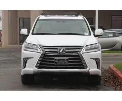 2020 Lexus LX 570 4D full option for sale