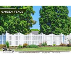 Garden Fencing In Dubai | Wooden Fence In Abu Dhabi | Fence Suppliers in UAE