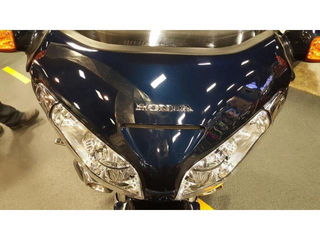 2010 Honda  Golgwing Audio comfort