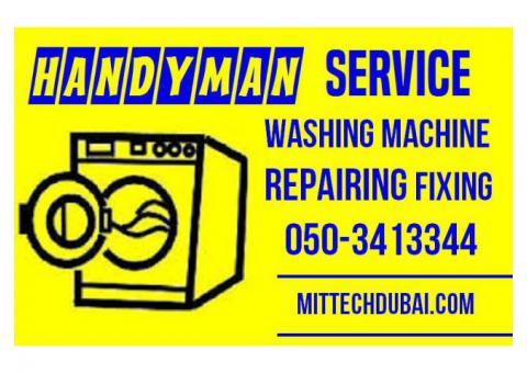 Washing Machine Service Repair Center in Dubai